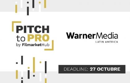 Series colombianas en desarrollo serán evaluadas por WarnerMedia en Filmaket Hub