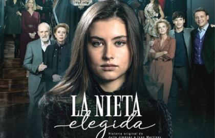 """Canal RCN estrena """"La nieta elegida"""" en Colombia"""