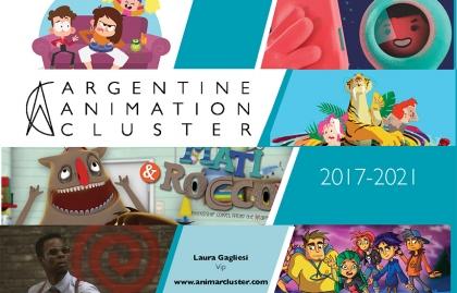 Animar se relanza como Cluster exportador de empresas argentinas de animación y VFX