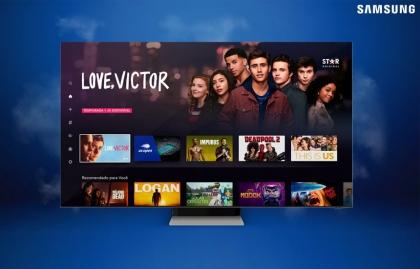 En Brasil, los Smart TV de Samsung ahora ofrecen acceso a la aplicación Star+