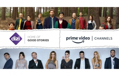 SPI's Dizi launches on Amazon Prime Channels in Spain