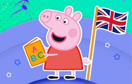 """""""Peppa Pig"""", Save the Children y Discovery Kids se unen a favor de la educación"""