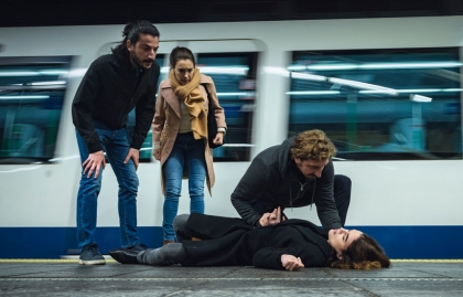 """""""Parot"""", premiada como mejor guión en el Festival de Series de Berlín"""