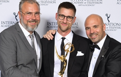 International Emmy Awards unveils 2021 winners for News & Current Affairs