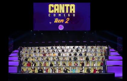 "Record TV estrenará la segunda temporada de ""Canta Comigo Teen 2"""