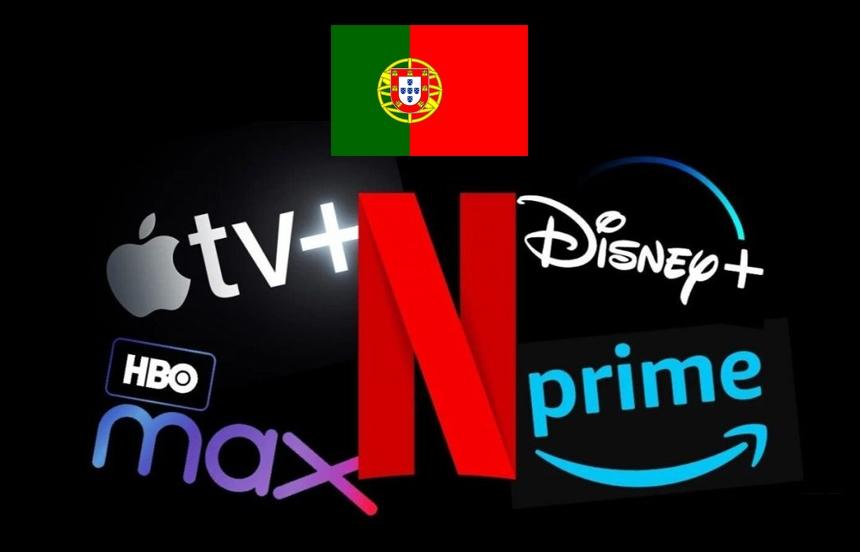 Los servicios de streaming ya llegan al 24% de la población de Portugal