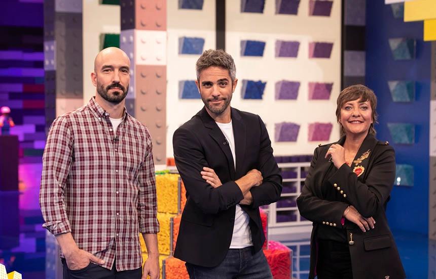 "Antena 3 ya rueda el hit internacional ""LEGO Masters"""