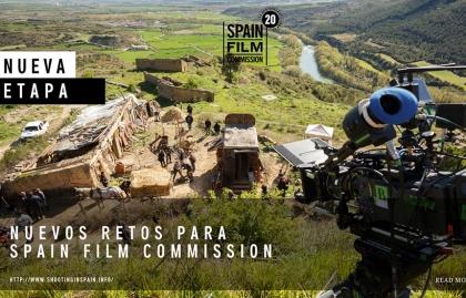 Spain Film Commission presentó su nueva junta directiva