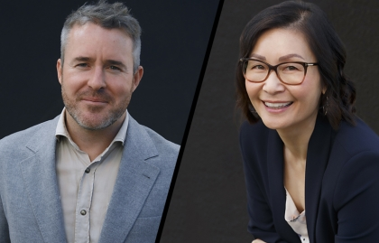 Rainbow names Tina Chow and Richard Grieve as new CEO and COO at Bardel