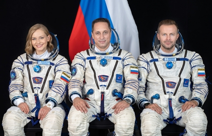 """Channel One Russia announces """"The Challenge"""", the first film shoot in space"""
