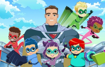 Kartoon Channel! launches on Pluto TV