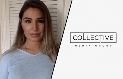 Arianna Perretta joins Collective Media Group as Latin American lead