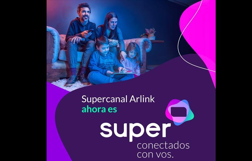 Supercanal Arlink se transforma en Super, con una inversión de USD 30 millones