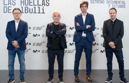 """""""Las huellas de elBulli"""", el nuevo documental de Movistar+"""