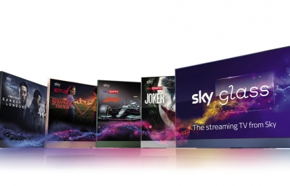 Sky launches new streaming service, Sky Glass