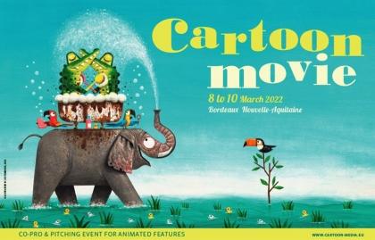 Cartoon Movie 2022 abre plazo para presentar largometrajes de animación