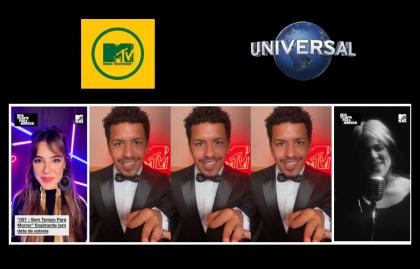 "MTV Brasil y Universal Pictures se unen para lanzar ""007 Sem Tempo Para Morrer"""