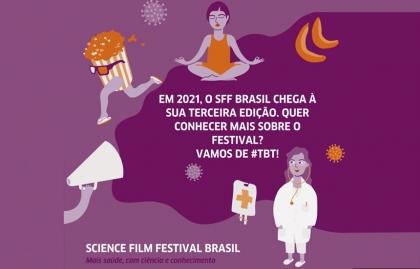 Brasil recibirá la tercera edición del Science Film Festival