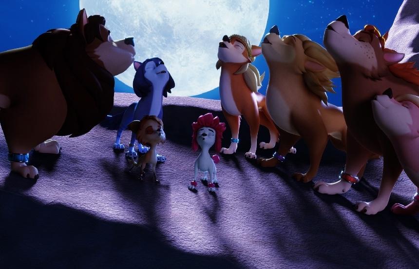 """Discovery Kids lanza """"100% Lobo: La leyenda del anillo lunar"""""""