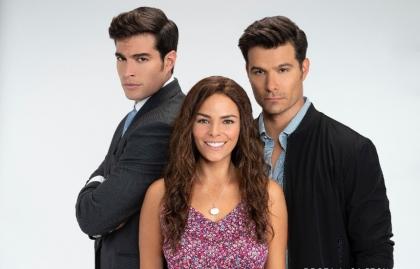"""Televisa logra alto impacto con el estreno de la telenovela """"Contigo sí""""."""