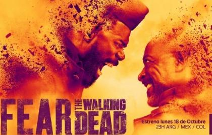 """La séptima temporada de """"Fear The Walking Dead"""" estrena en AMC"""