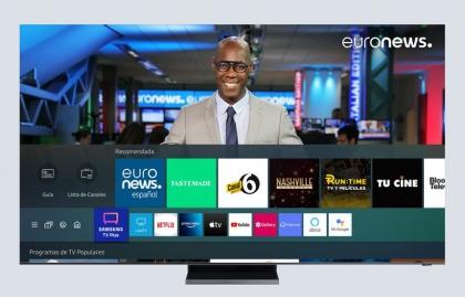 Samsung TV Plus alcanza a más de 50 canales gratuitos en México
