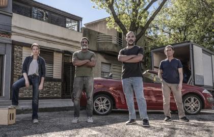 """Netflix inicia la producción de """"Togo"""", su primera película uruguaya"""