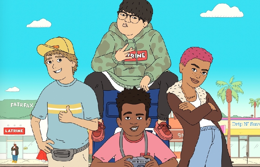"La comedia para adultos ""Fairfax"" llega a Amazon Prime Video"