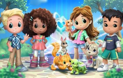 "Cyber Group Studios unveils new preschool series, ""Precious Moments"""