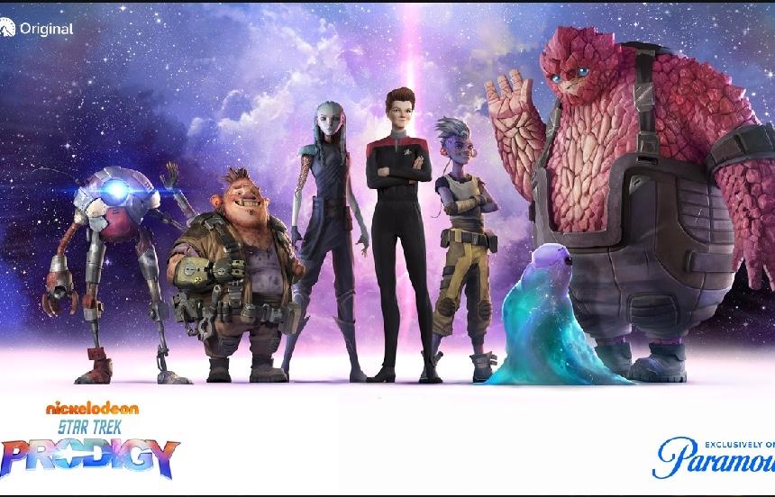 """La serie animada """"Star Trek Prodigy"""" será estrenada en exclusiva por Paramount+"""