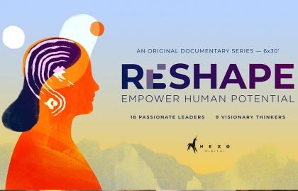 "MIA Market 2021: Nexo Digital kicks off global sales of ""Reshape Empower Human Potential"""