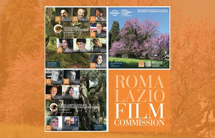 MIA Market 2021: Roma Lazio Film Commission promotes the region to global attendants