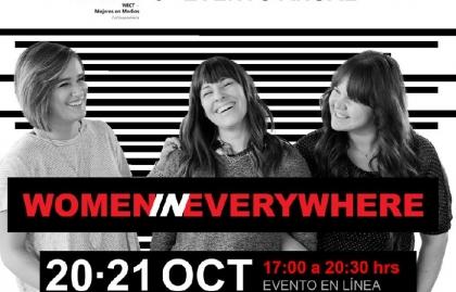 "WICT México confirma a los participantes de su evento anual ""Women in Everywhere"""