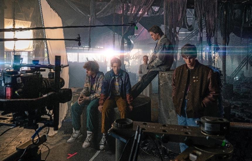 """HBO Max emitirá primera temporada de """"Paraíso"""" de The Mediapro Studios Distribution"""