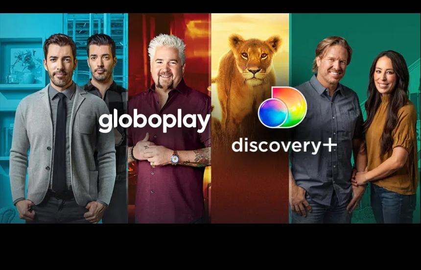 Globo y Discovery se asocian para el lanzamiento de discovery+ en Brasil