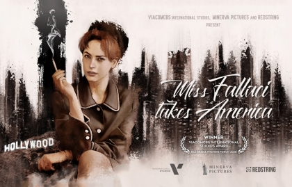 """VIS and Minerva Pictures to co-produce """"Miss Fallaci Takes America"""""""