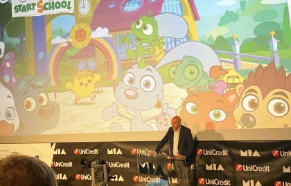 Gruppo Alcuni closed a busy week at Mipcom and MIA Market