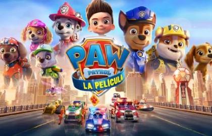 """""""Paw Patrol: La Película"""" estrena en digital con contenido extra de Paramount"""