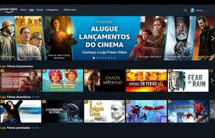 Amazon lanza su servicio Prime Video Store en Brasil