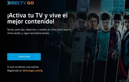 DIRECTV GO y LG reafirman su alianza con nuevas experiencias para el usuario