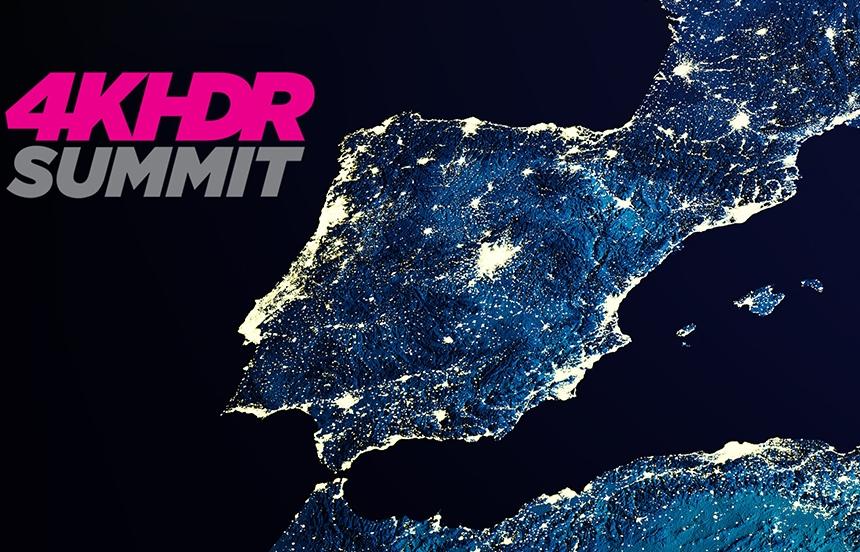 La 4K-HDR Summit de este año tendrá a España como protagonista