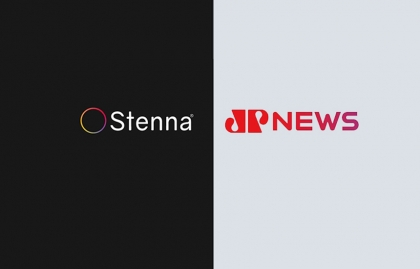 Stenna nuevo representante comercial y distribuidor exclusivo de Jovem Pan News