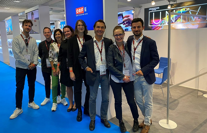 Mipcom 2021: ORF-Enterprise brought the best of Austria to the world