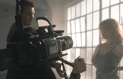 Filming in Los Angeles kept its momentum into the third quarter