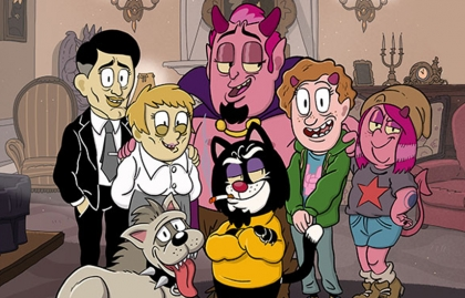"""HBO Max greenlights its first adult animation in Spain, """"Poor Devil"""""""