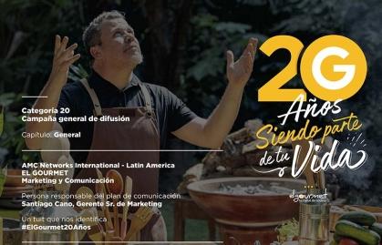 AMC Networks International - Latin America obtiene dos premios Eikon