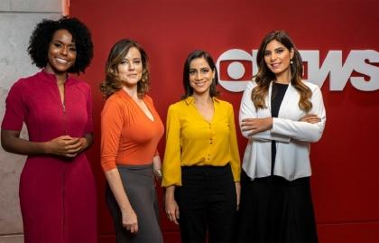 GloboNews alcanzó un registro histórico de audiencia